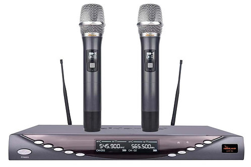 IDOLmain UHF-X1 Professional Performance With Anti Feedback,Ultra Low Distortion
