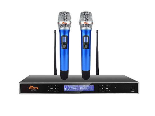 IDOLpro UHF-530 Advanced Technology  Dual Wireless Microphones