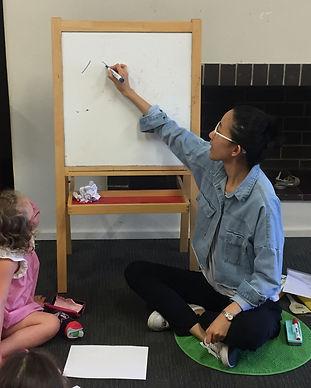 Teacher in Chinese