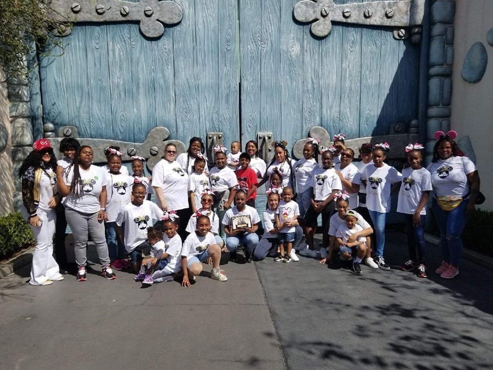 Company at Disney