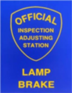 Beattie Auto_Brake and Lamp Inspection