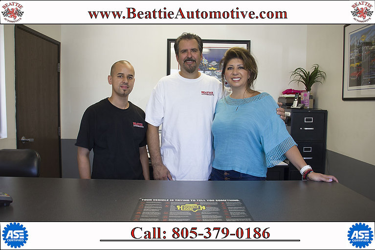 Beattie Auto Owners & Technician
