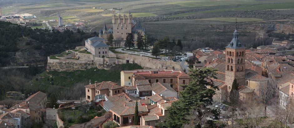 Segovia — die Märchenstadt
