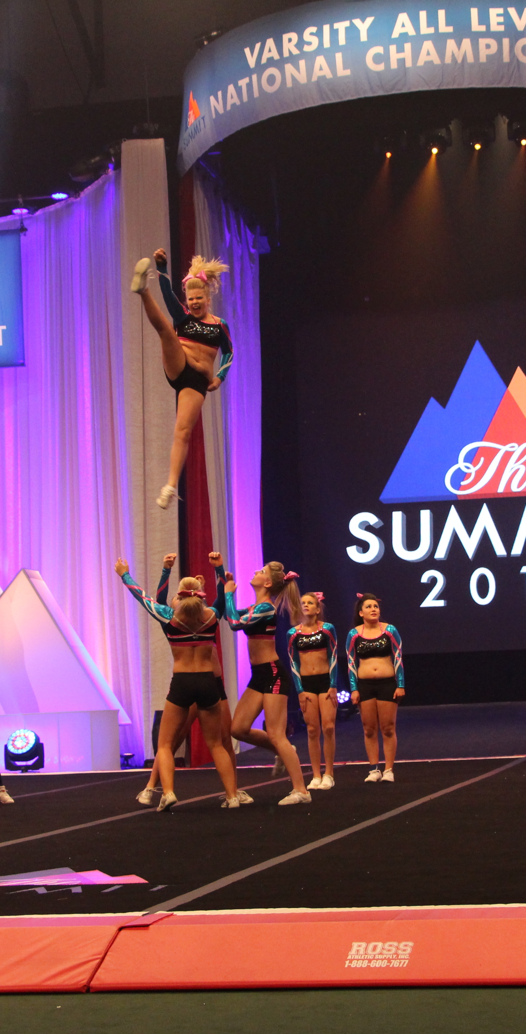 SUMMIT KICK FULL
