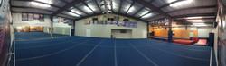 Cheer/Tumbling Room