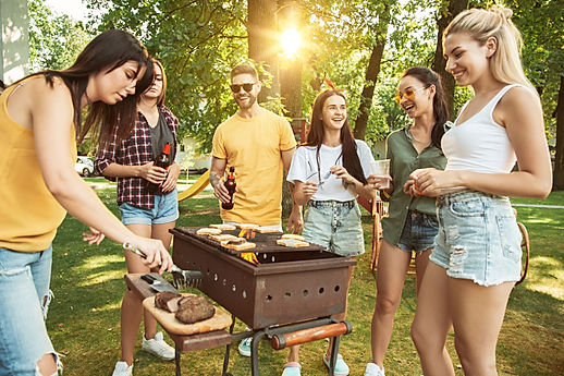 group-happy-friends-having-beer-barbecue