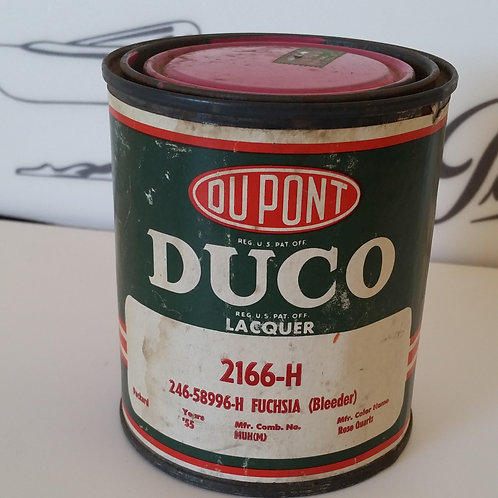 1955 Packard Dupont Duco Lacquer