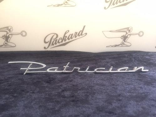1955 Packard Patrician Emblem