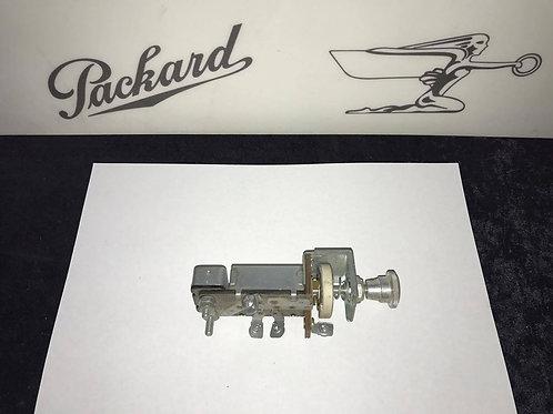Packard 6v Headlight Switch NEW