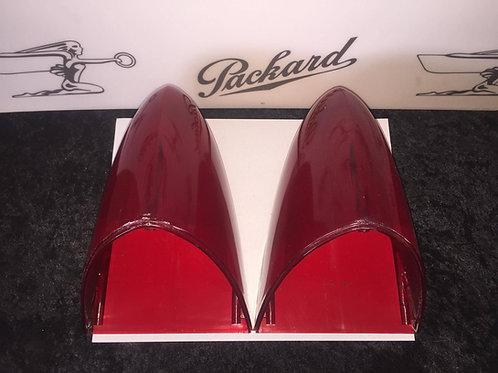 Packard 1954-1955 Clipper Tail Light Lens Set