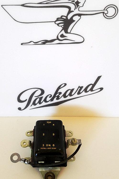 1956 Packard Push Button Relay NOS No. 6480717