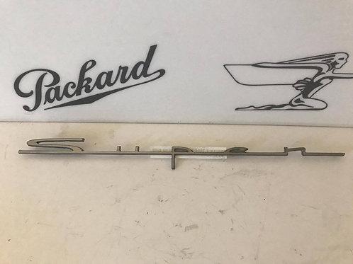 (F) 1956 Packard Super Script