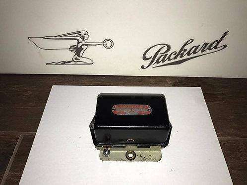 1940 Packard Super 8 Voltage Regulator