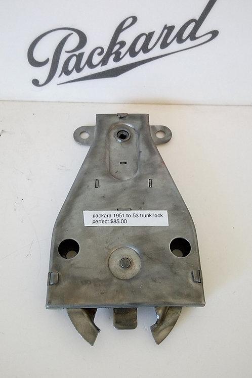 1951-1953 Packard Trunk Lock