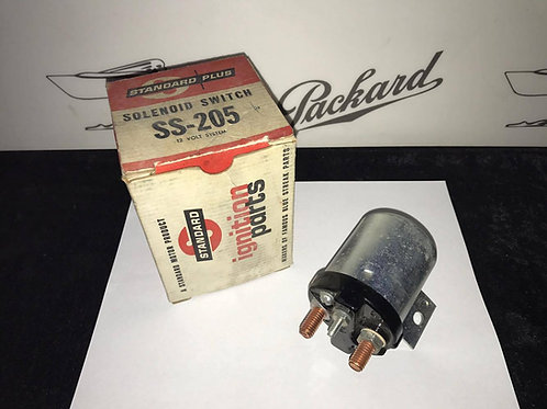 1961-1962 Standard Plus Solenoid Switch