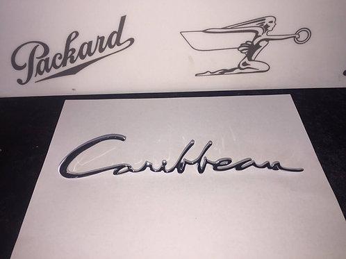 1953-1954 Caribbean Script