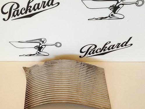 1955 Packard 400 Left Rear Kick Panel LH: 1-463087