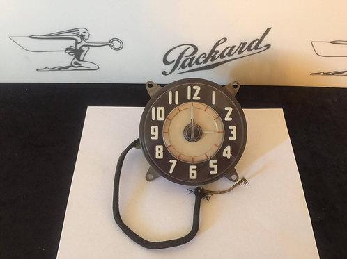 1941-1942 Clipper Clock NOS