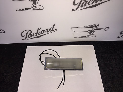 Packard Rear Entry Light for Limo