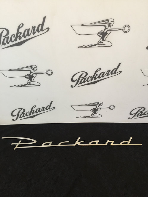 Packard Rear Quarter Panel Script