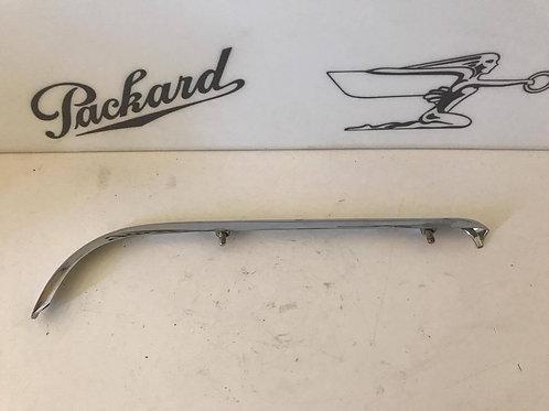 (W) 1955-1956 Packard Rare RH Lower Front Fender Trim