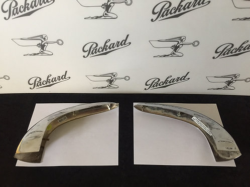 1953-1954 Packard Grille End Set