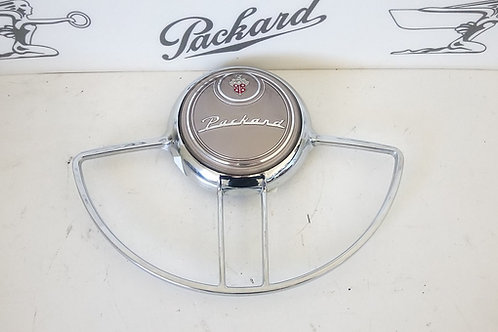 1948-1950 Packard Custom 8 Horn Ring & Button