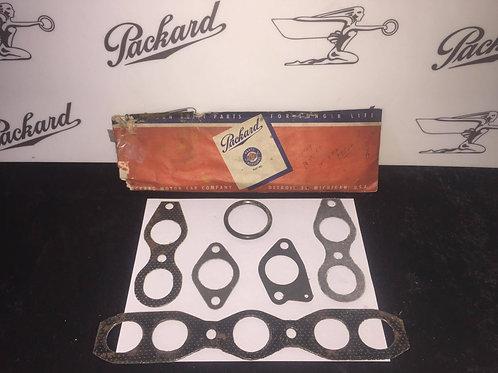 1940-1950 Packard Manifold Gasket Set