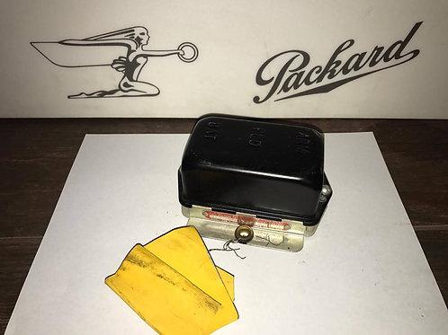 1938-1939 Packard Super 8 Voltage Regulator