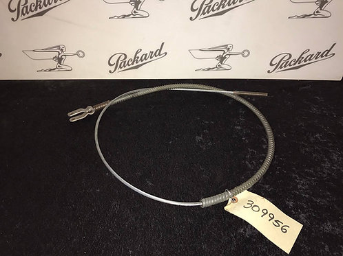 1937 Packard Rear Brake Cable