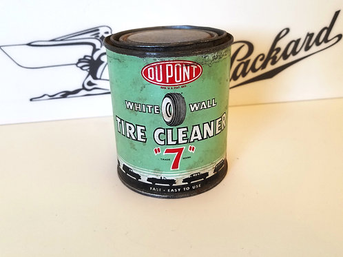 """DuPont White Wall Tire Cleaner """"7"""""""