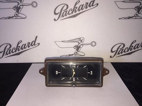 1941-1942 Packard Clock