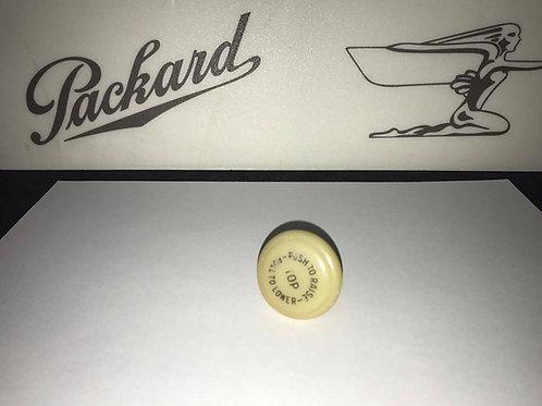 1948-1954 Packard Convertible Top Handle NEW