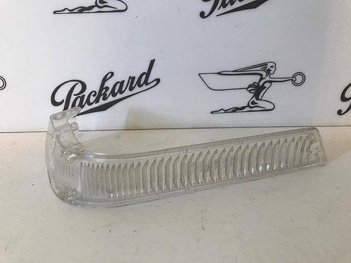 (M) Packard Rare RH Parking Light Lens NOS
