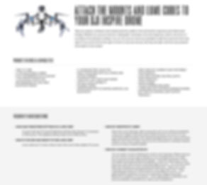 Lume Cube for DJI Inspire 1 & 2