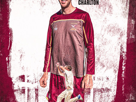 Brendon Charlton joins the Seagulls