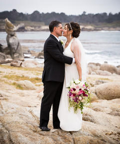 Bride and Groom on the rocks.jpg
