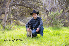 boy senior photos wiht dog.jpg