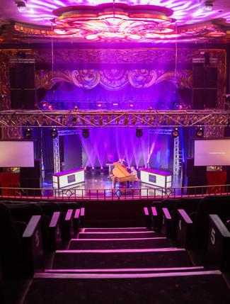 Fox Theatre preparing for a fun packed n