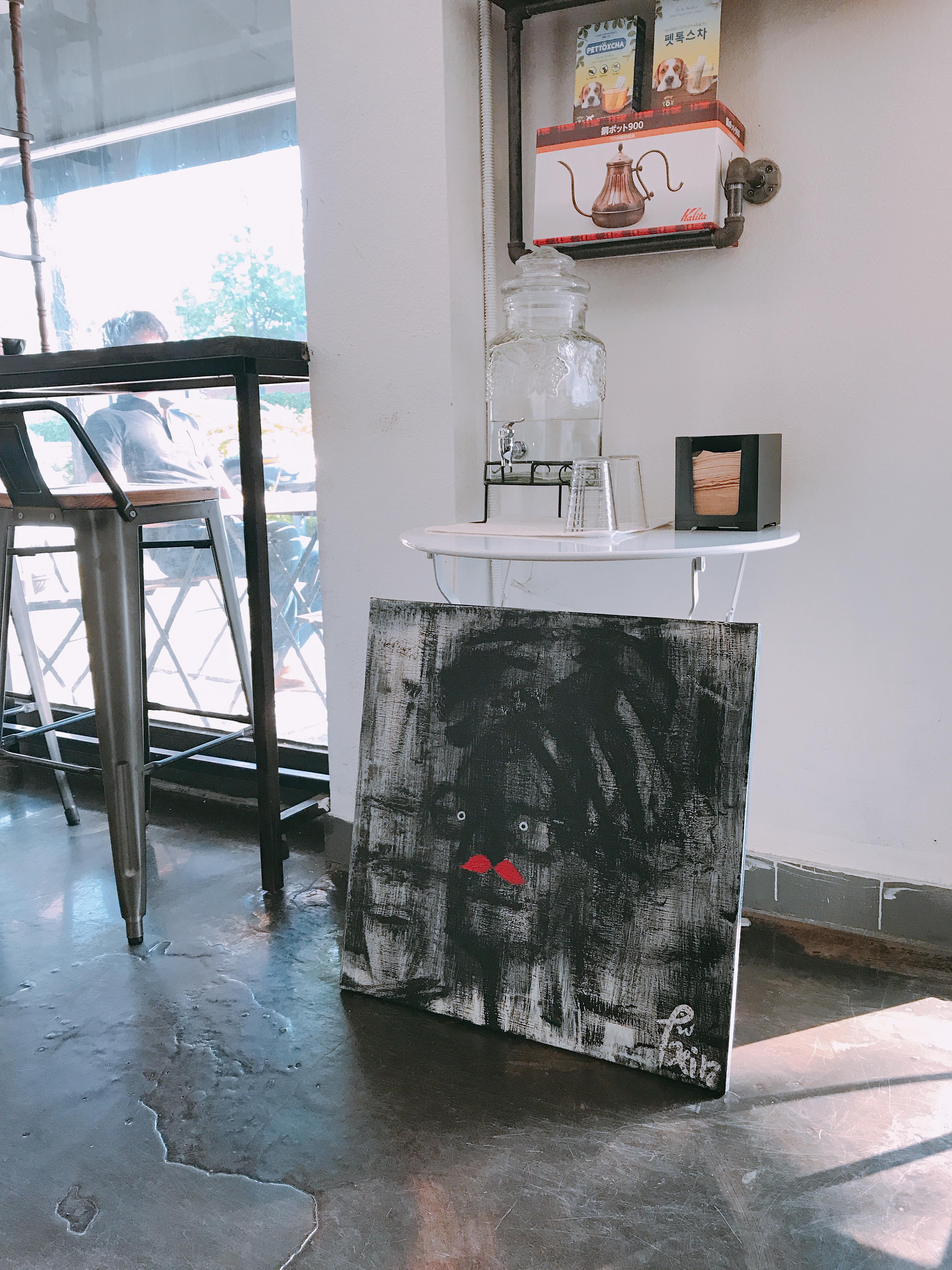 CoffeeZip Cafe + Araist LUXINXIN