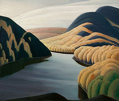 Galerie Eric Klinkhoff - Canadian art expert specializing in the purchase, sale, and appraisal of artwork by Lawren Harris.