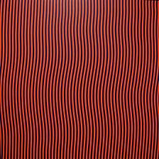 Marcel Barbeau - Rétine aux oranges, 1966