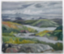 Galerie Eric Klinkhoff - Expert in the field of Canadian art specializing in the purchase  sale of artwork by Franklin Carmichael and other important Canadian artists.