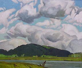 A.J. Casson, LL.D. , R.C.A. (1899-1992)
