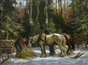 Galerie Eric Klinkhoff - Expert in Canadian art specializing in the purchase, sale, and appraisal of artwork by Frederick S. Coburn and other important Canadian artists.