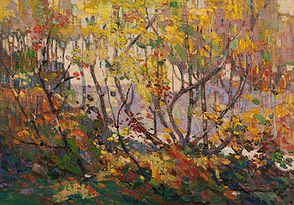 Galerie Eric Klinkhoff - Canadian art expert specializing in the purchase, sale, and appraisal of artwork by Tom Thomson.