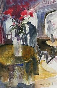 Bobak, ML - Interior, The Cedars, 1995 w