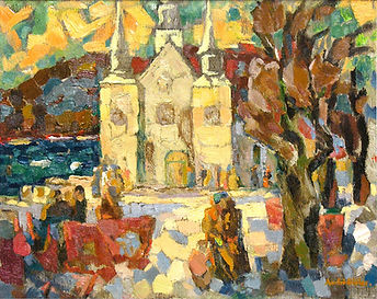 Galerie Eric Klinkhoff - Expert in Canadian art specializing in the purchase  sale of artwork by André Bieler and other important Canadian artists.