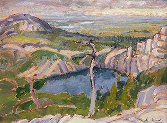 Arthur Lismer, LL.D., R.C.A. (1885-1969)
