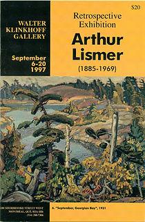 Arthur Lismer (1885-1969)